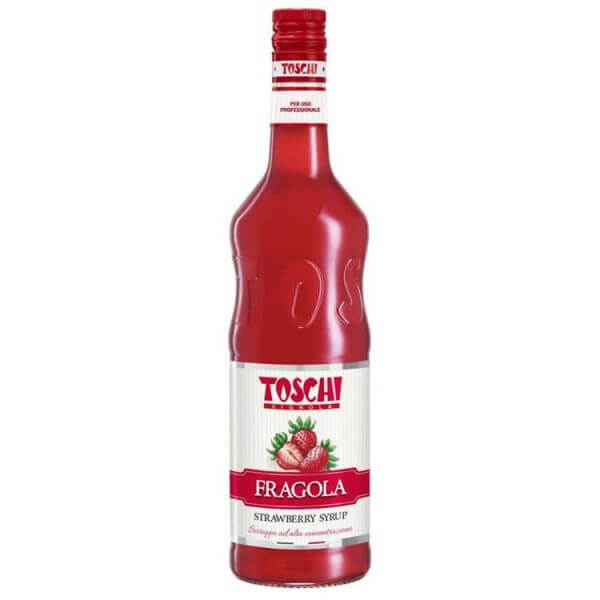 Syrup Strawberry (Çilek)